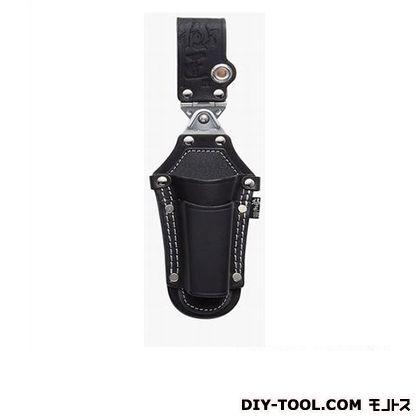 黒革ダブルスイング ペンチ差し(2段) 320mm (WGK-2DP)