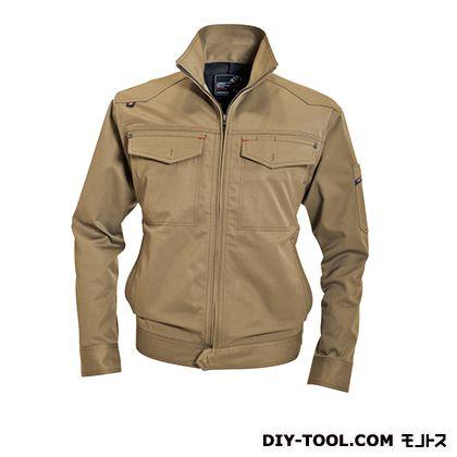ジャケット キャメル LL (1201)
