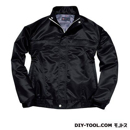 カルゼジャケット ブラック S 3130