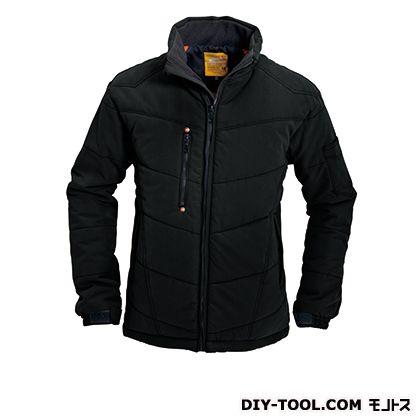 防寒ジャケット ブラック 3L 5210