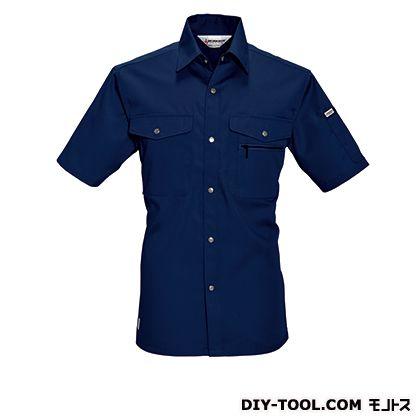 バートル 半袖シャツ ネイビー 3L 621