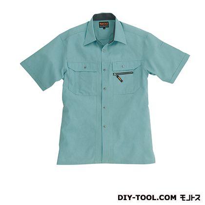 バートル 半袖シャツ アースグリーン 3L 7035