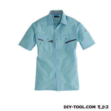 バートル 半袖シャツ アースグリーン 3L 7065