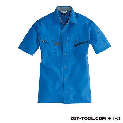 バートル 半袖シャツ ロイヤルブルー 3L 7065