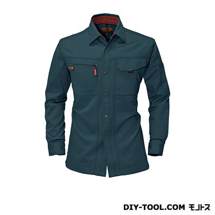 バートル 長袖シャツ デューク S 8023