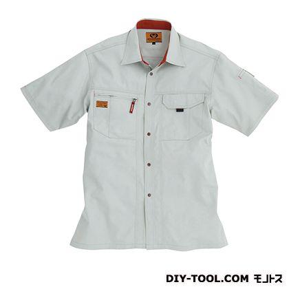 バートル 半袖シャツ シェル L 8025