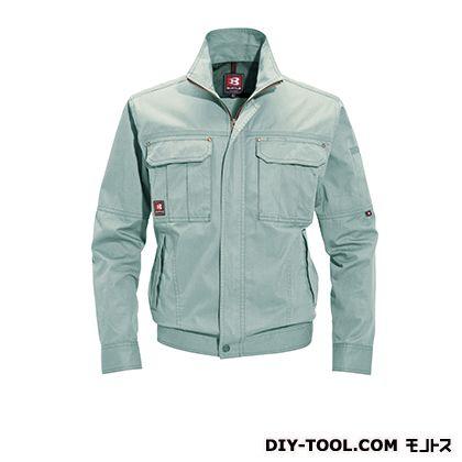 バートル ジャケット アースグリーン M 8091