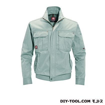バートル ジャケット アースグリーン 3L 8091