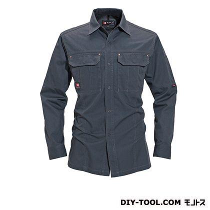 バートル 長袖シャツ クーガー S 8093