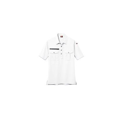 半袖シャツ ホワイト L (707)