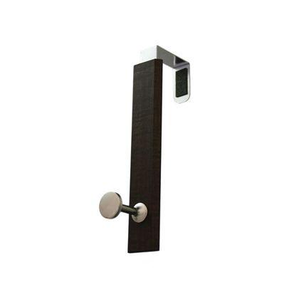 ドアシングルフック セピア W×H×D(mm):26×145×76 MR477 1 ヶ