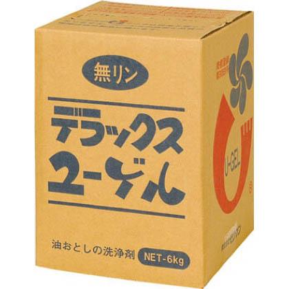 デラックス ユーゲル 無リン  6kg 1053