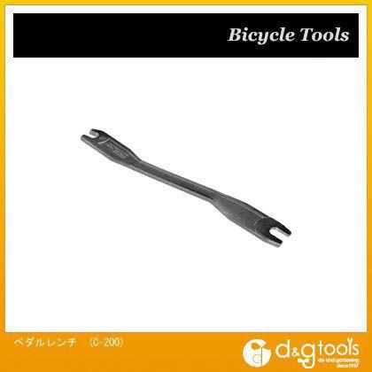 ペダルレンチ 自転車技士工具 (C-200)