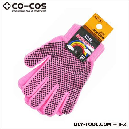 のびのび手袋 ピンク  4882100