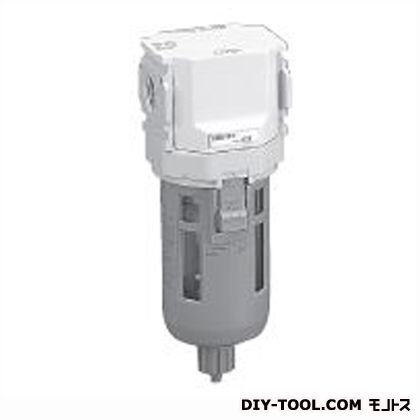 エアフィルタ 白色シリーズ 幅×奥行×高さ:63×63×170.5mm (F3000-10-W-F1)