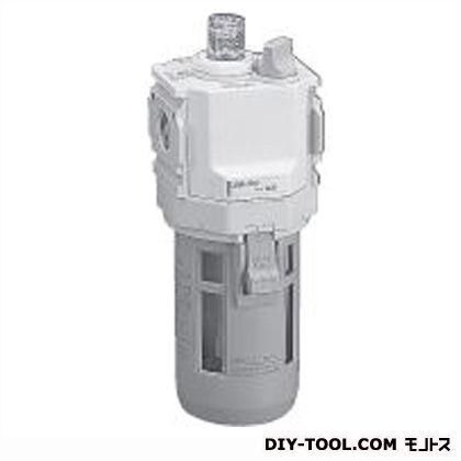 ルブリケータ 白色シリーズ  幅×奥行×高さ:79×80×196mm L4000-15-W