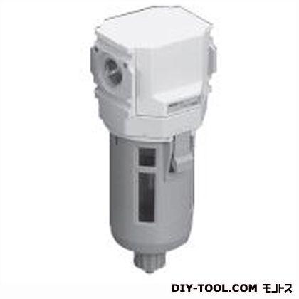 フィルタレギュレータ 白色シリーズ  幅×奥行×高さ:66×63×252mm W3000-10-W-F-BW