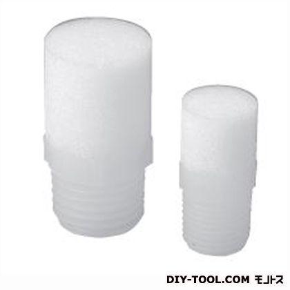 CKD 高消音サイレンサ コンパクトタイプ ホワイト 幅×奥行×高さ:22×10.5×10.5mm SLW-6S