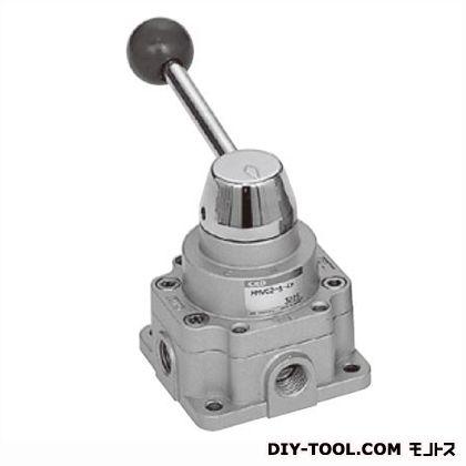 手動切換弁  奥行×高さ:68×102mm HMVO2-8-4H