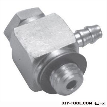 バーブ継手:エルボ  幅×高さ:15×14.5mm FTL6-M5 (10コイリ)