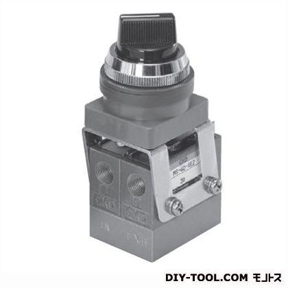 小形メカニカルバルブ  幅×奥行×高さ:34×46×98mm MS-40-SE2