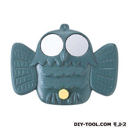 コンパル 反射フクロー(マグネット付) 深緑