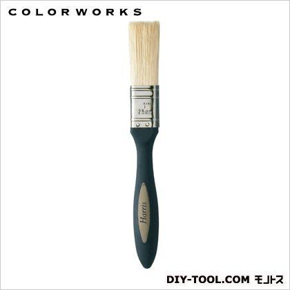 ペイントブラシ 塗装刷毛  25mm 7408900