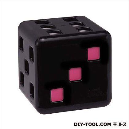 サイプラス BP ワイルドベリー 芳香剤 ブラック/ピンク H55×W55×D55(mm) FR908