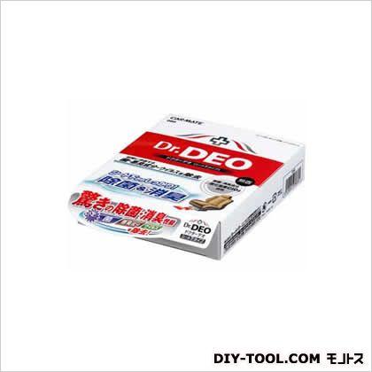 カーメイト ドクターデオ シート下タイプ 無香 消臭剤  H28×W112×D134(mm) D80