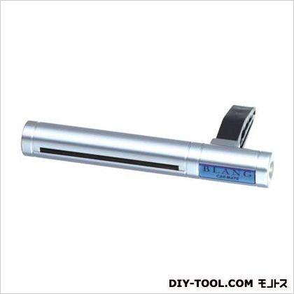ブラングエアスティック ホワイトムスク 芳香剤 シルバー/ブルー H13×W90×D47(mm) H201