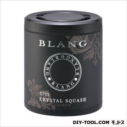 ブラング ブースター DH クリスタルスカッシュ 芳香剤 ブラック H81×W68×D68(mm) G753