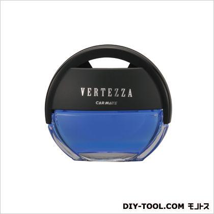 ヴェルテッツア エア ゲル ホワイトムスク 芳香剤 ブルー H55×W60×D34(mm) H361