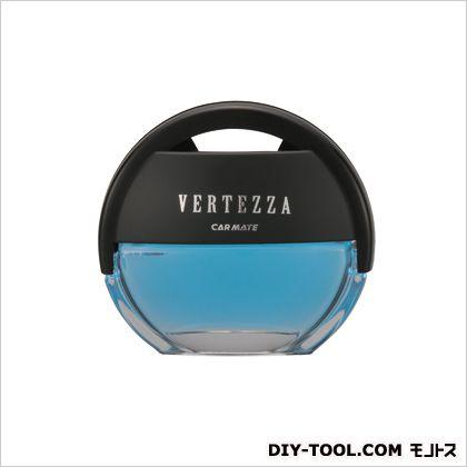 カーメイト ヴェルテッツア エア ゲル クリスタルスカッシュ 芳香剤 ライトブルー H55×W60×D34(mm) H362