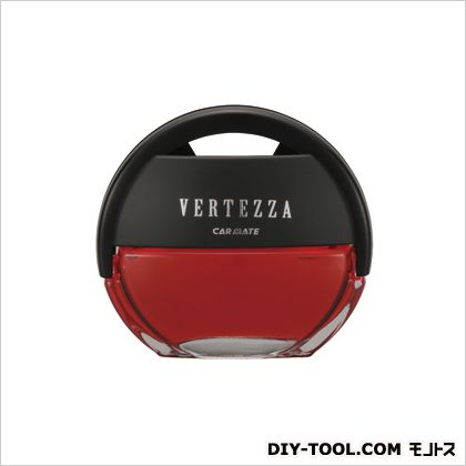 ヴェルテッツア エア ゲル ブライトシャワー 芳香剤 レッド H55×W60×D34(mm) H363