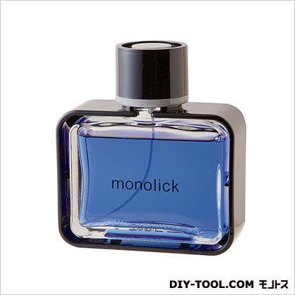 モノリックリキッド ホワイトムスク 芳香剤 ブルー H100×W90×D36(mm) L241