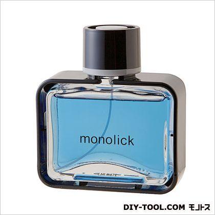 モノリックリキッド オーシャンウェーブ 芳香剤 ライトブルー H100×W90×D36(mm) L242