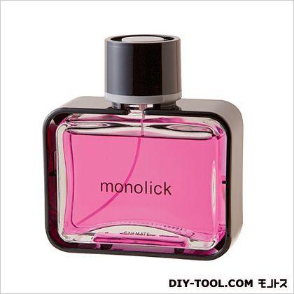 モノリックリキッド ワイルドベリー 芳香剤 ピンク H100×W90×D36(mm) L244