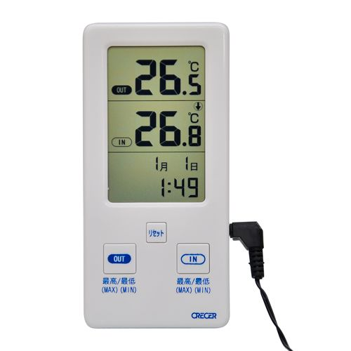 デジタル温度計   AP-07W