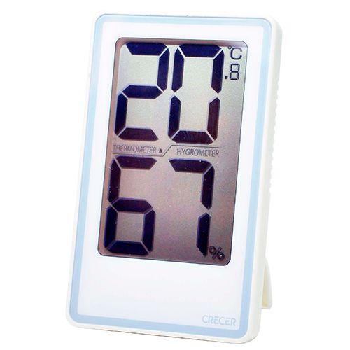 でか文字デジタル温湿度計 (CR-2000W)