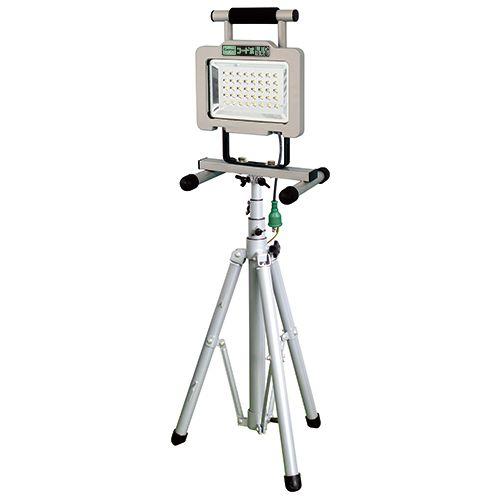 コード式LED投光器三脚式   CLP-1800AC-TPS