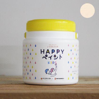 Jカラー HAPPYペイント KIDS 水性塗料 スイートペールコーラル 500ml