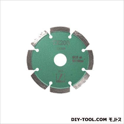 ディスコ ダイヤモンドカッター 180 ハツリ用 セグメント   TX-200-7