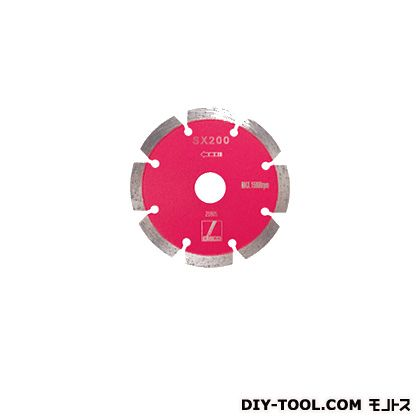 ディスコ セグメント 125×2.2×20アナ   SX-200