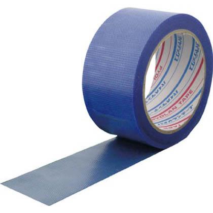 パイオラン微粘着養生テープ ブルー 50mm×25m Y-03-BL