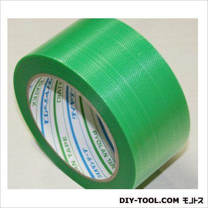 パイオラン養生テープ グリーン 50mm×25m  Y-09-GR 1 巻