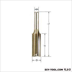 木工ビット 超硬ストレートビット  (2P)6×6 S662P