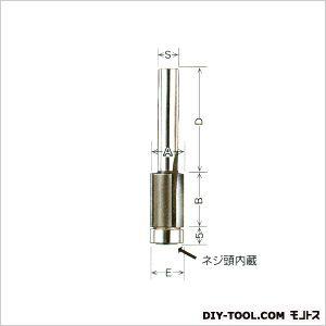 トリマー用 コーナービット 目地払 DX(デラックス)  6×10 MDX6