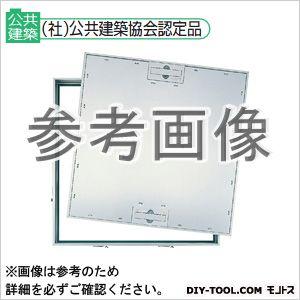 床点検口 アンダーハッチ シルバー 450×450(mm) 4HA450