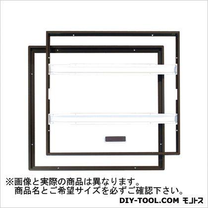 ホーム床下点検口 ブロンズ 31×3.3×31cm HDE30B