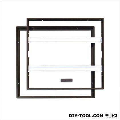 ホーム床下点検口 ブロンズ 61×3.3×61cm HDE60B